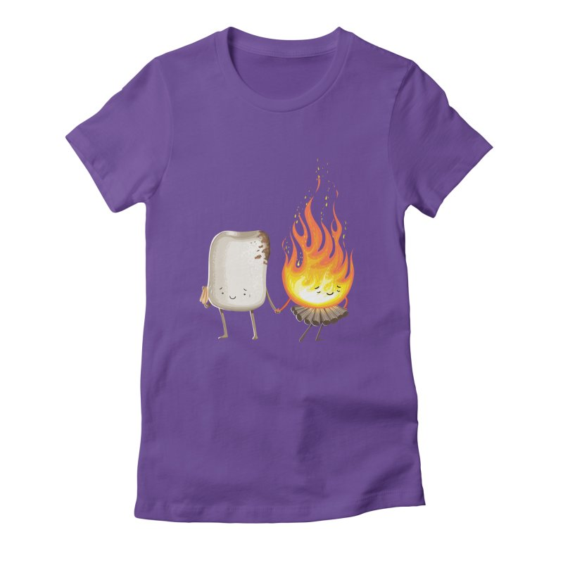 Marshmallove Women's T-Shirt by T2U