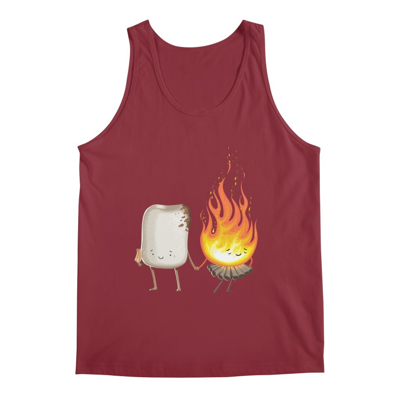 Marshmallove Men's Regular Tank by T2U