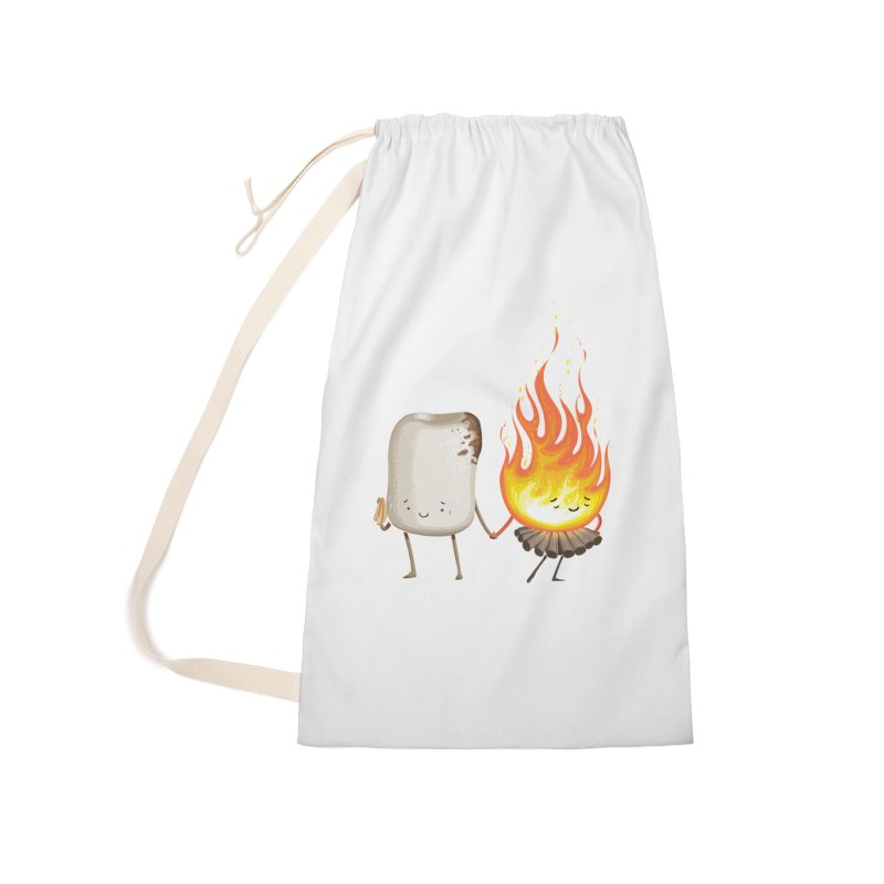 Marshmallove Accessories Bag by T2U
