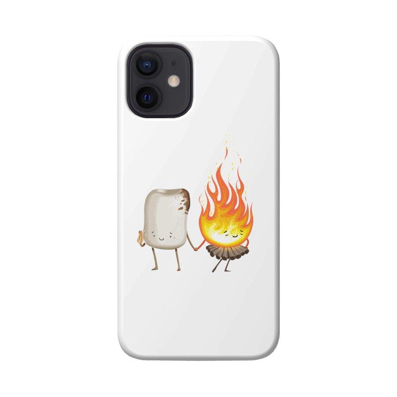 Marshmallove Accessories Phone Case by T2U