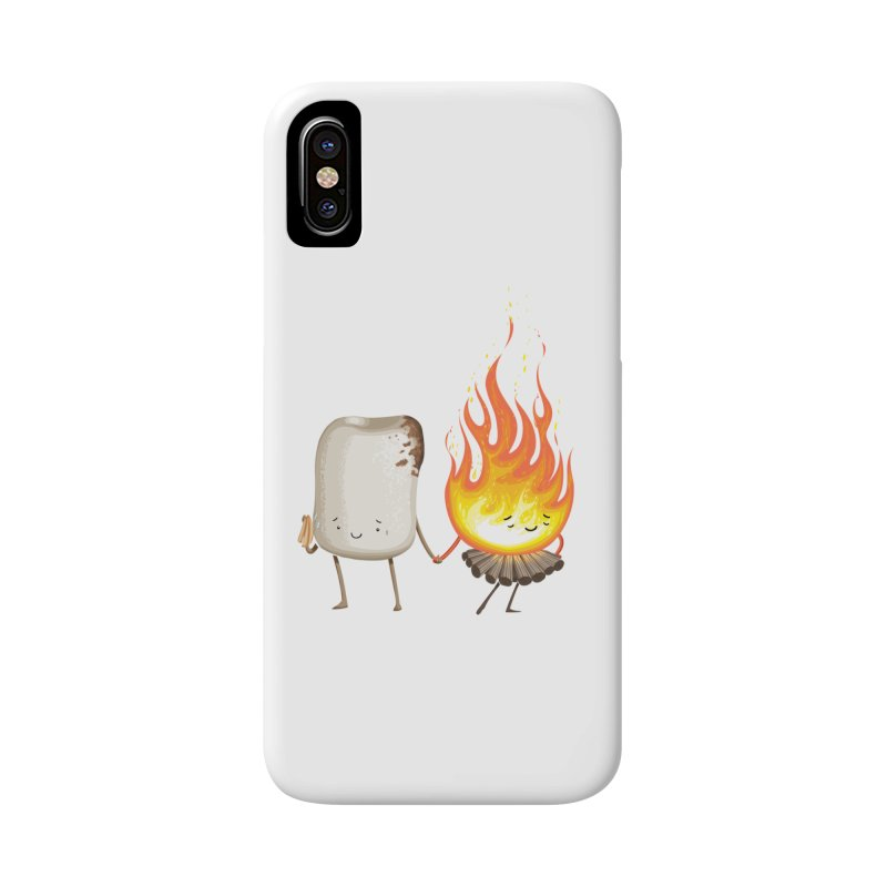 Marshmallove Accessories Phone Case by T2U