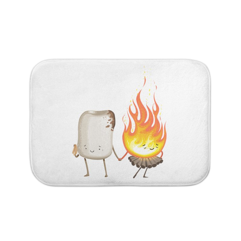 Marshmallove Home Bath Mat by T2U