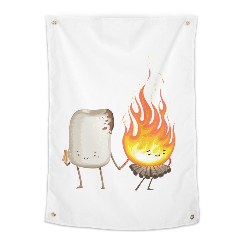 Marshmallove Home Tapestry by Tiago Möller Art Shop