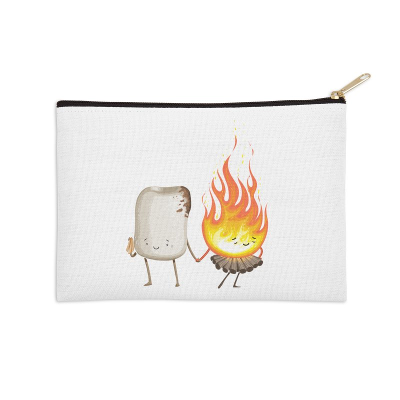 Marshmallove Accessories Zip Pouch by T2U
