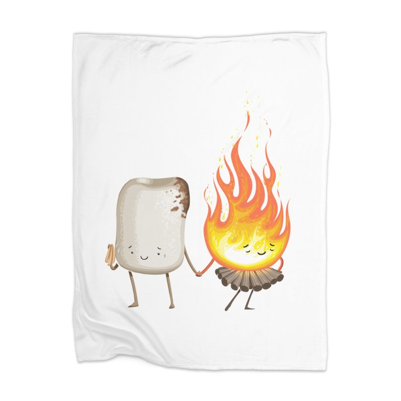 Marshmallove Home Blanket by T2U