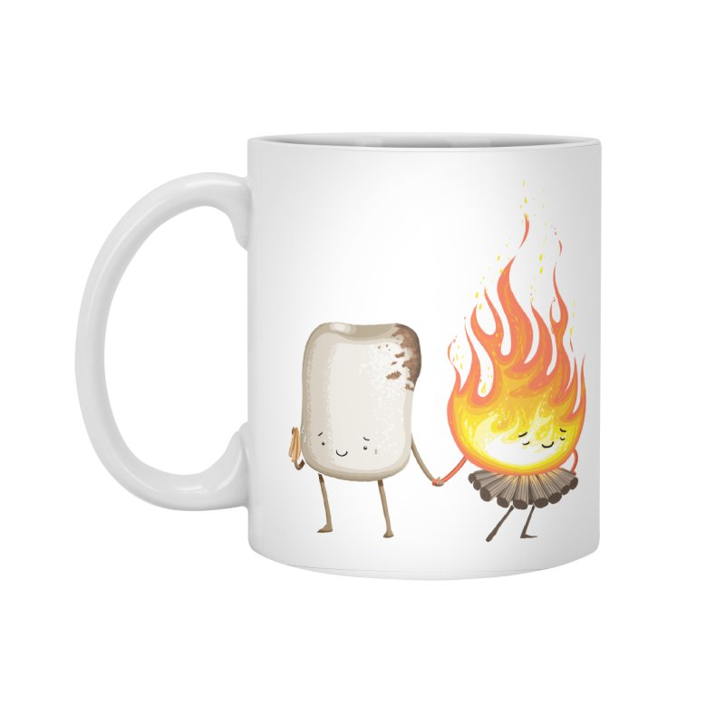 Marshmallove Accessories Standard Mug by T2U