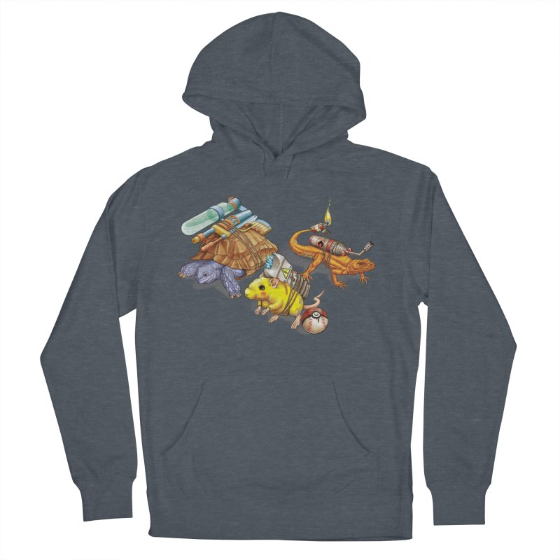 Real Pocket Monsters Men's Pullover Hoody by T2U