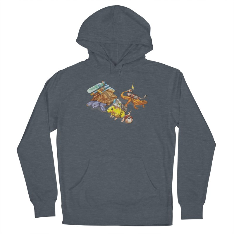 Real Pocket Monsters Women's Pullover Hoody by T2U