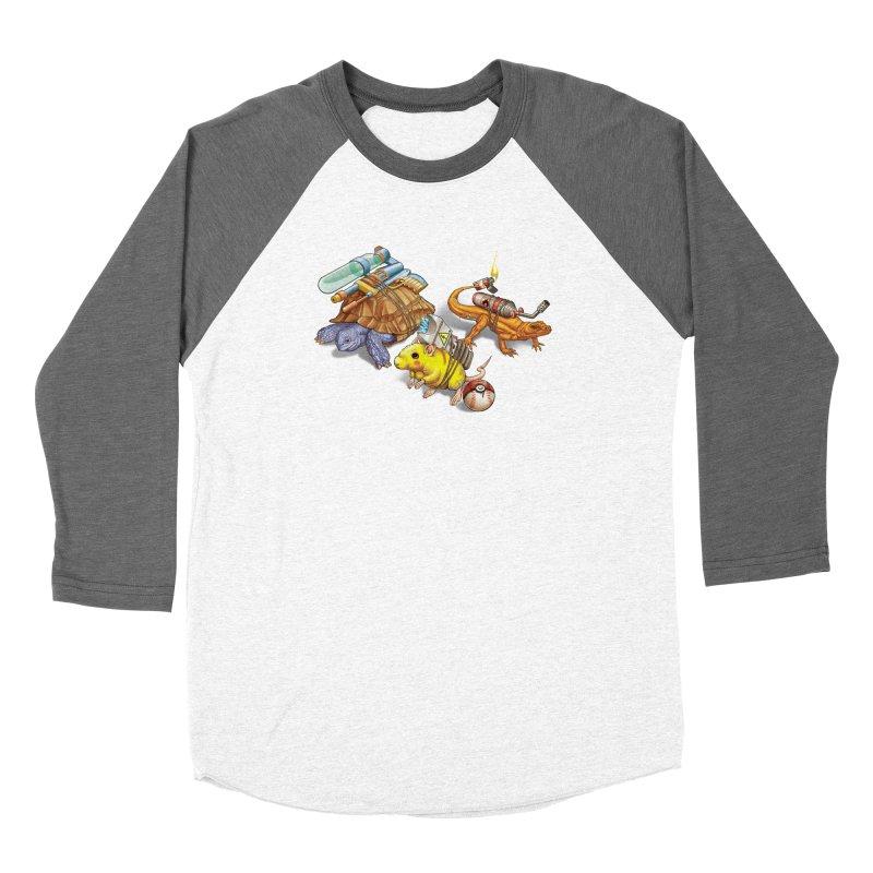 Real Pocket Monsters Women's Longsleeve T-Shirt by T2U