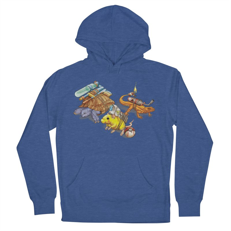 Real Pocket Monsters Women's French Terry Pullover Hoody by T2U