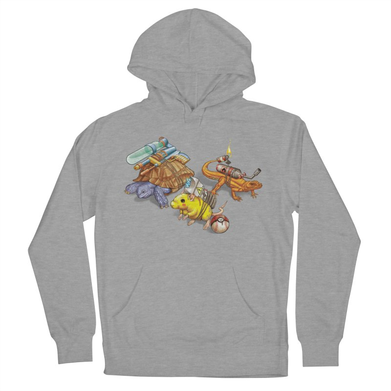 Real Pocket Monsters Women's Pullover Hoody by Tiago Möller Art Shop