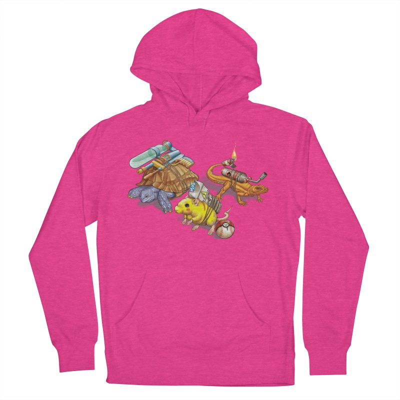 Real Pocket Monsters Men's French Terry Pullover Hoody by T2U