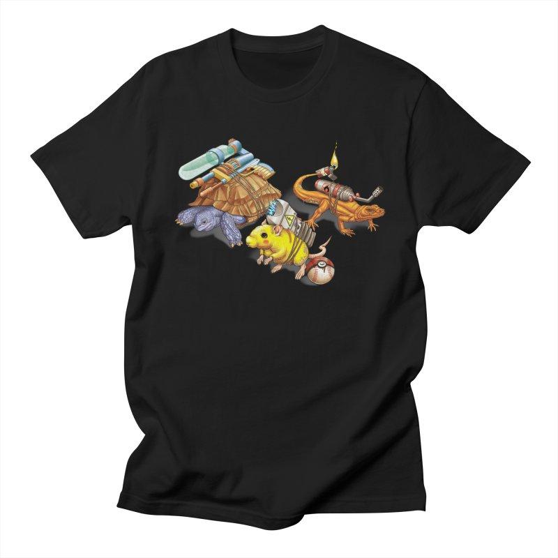 Real Pocket Monsters Men's Regular T-Shirt by T2U