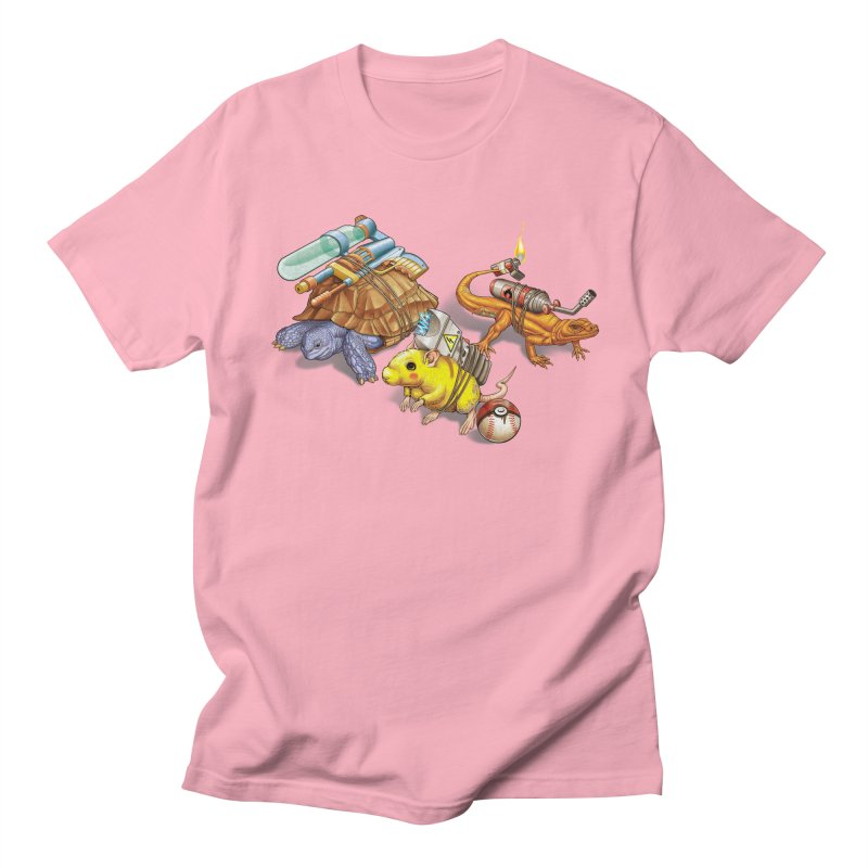 Real Pocket Monsters Men's T-Shirt by T2U