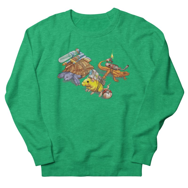 Real Pocket Monsters Women's Sweatshirt by T2U