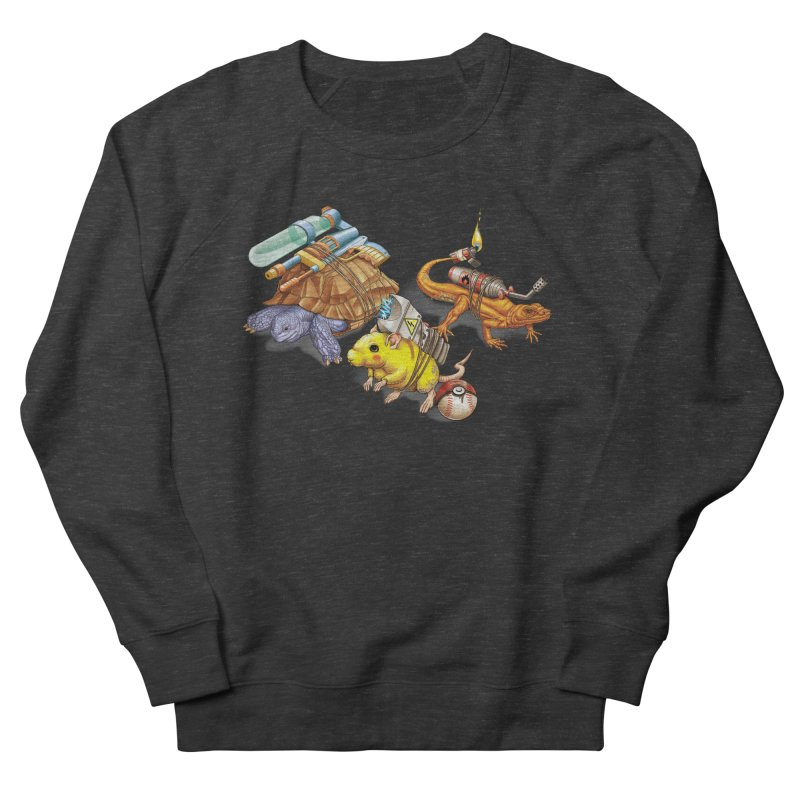 Real Pocket Monsters Women's French Terry Sweatshirt by T2U