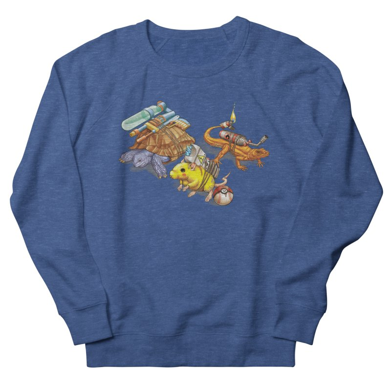 Real Pocket Monsters Men's Sweatshirt by T2U
