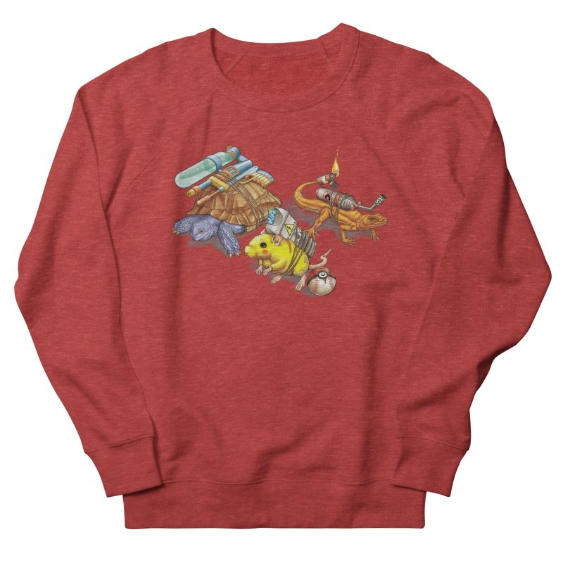 Real Pocket Monsters Men's Sweatshirt by Tiago Möller Art Shop