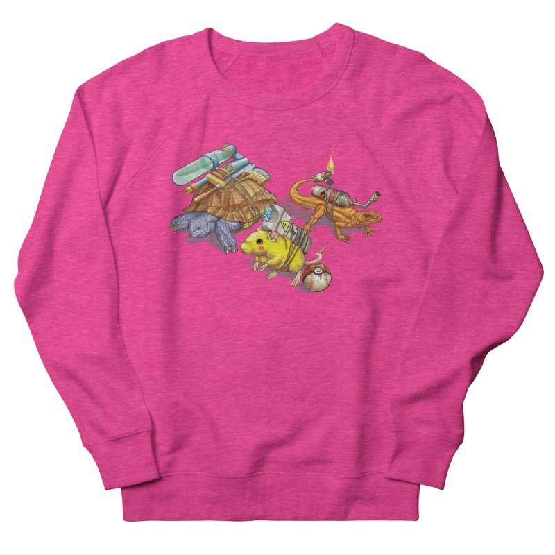 Real Pocket Monsters Men's French Terry Sweatshirt by T2U