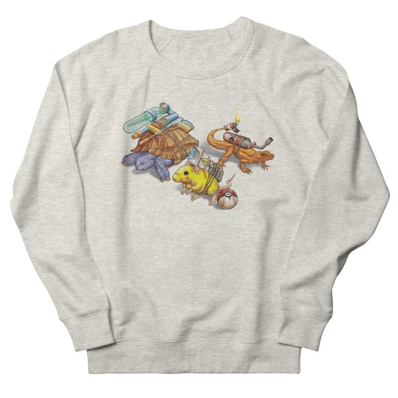Real Pocket Monsters Men's Sweatshirt by Tiago Möller Art Shop