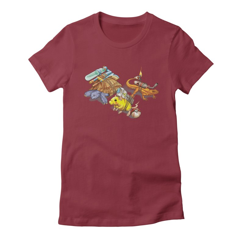 Real Pocket Monsters Women's T-Shirt by T2U