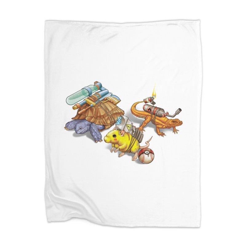 Real Pocket Monsters Home Blanket by T2U
