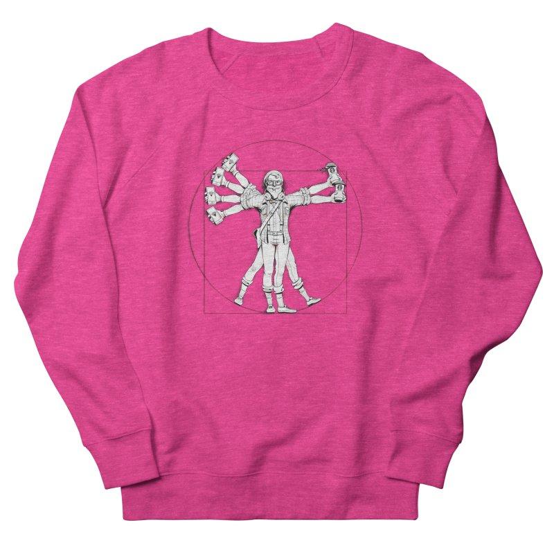 Hipstruvian Man Men's Sweatshirt by T2U
