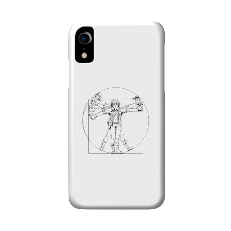 Hipstruvian Man Accessories Phone Case by T2U