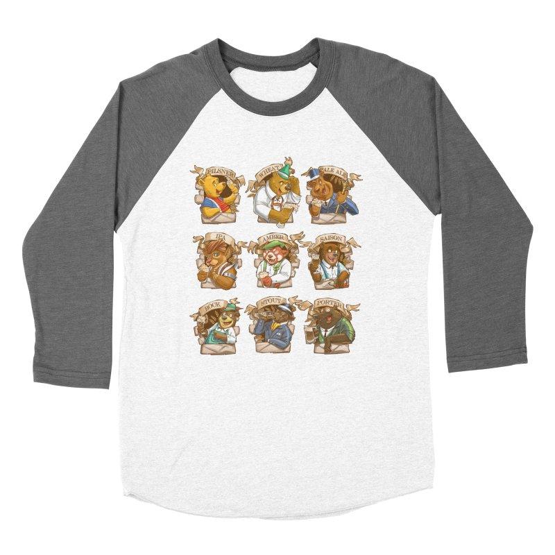 Beer Bears Women's Longsleeve T-Shirt by T2U