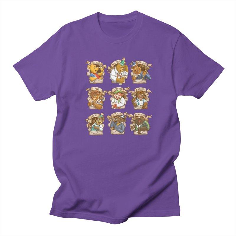 Beer Bears Men's T-Shirt by T2U