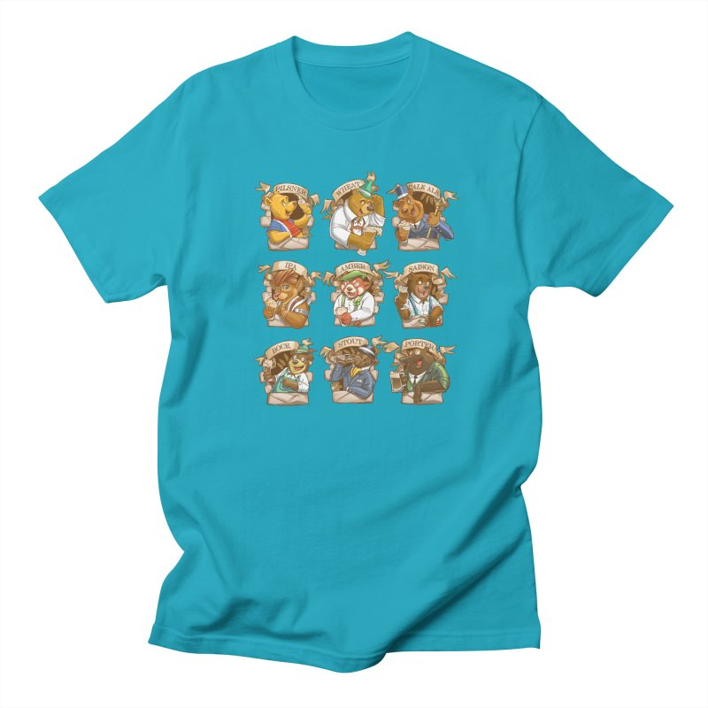Beer Bears Men's T-Shirt by T2U