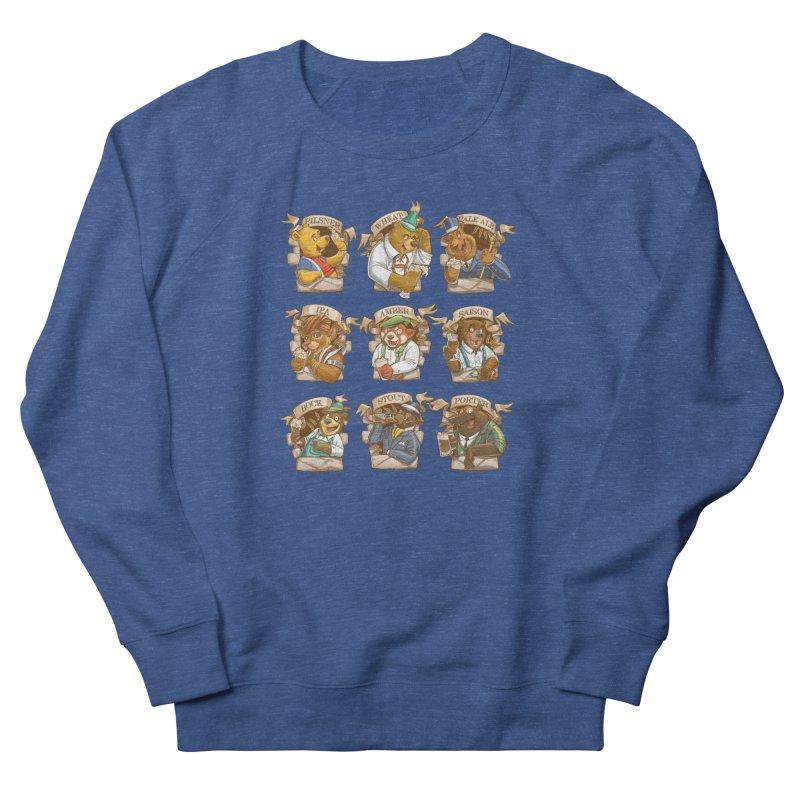 Beer Bears Women's Sweatshirt by T2U