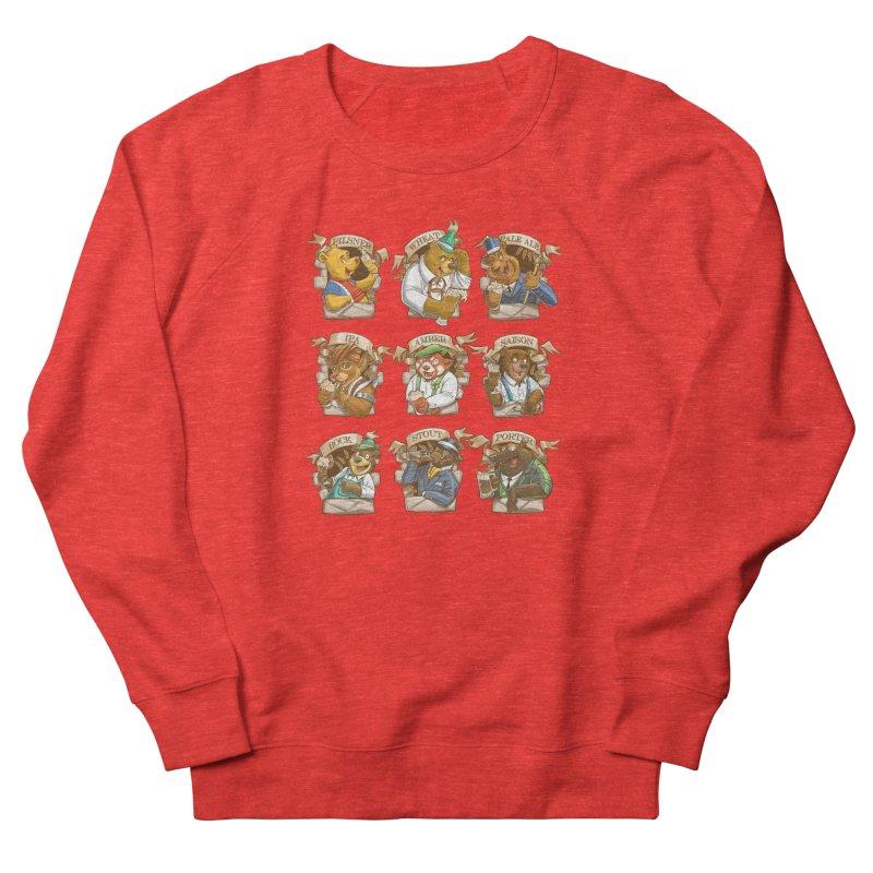 Beer Bears Men's Sweatshirt by T2U