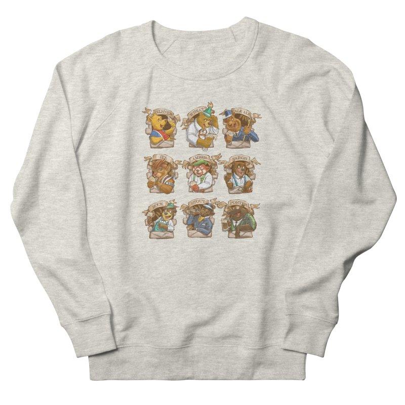 Beer Bears Men's Sweatshirt by Tiago Möller Art Shop