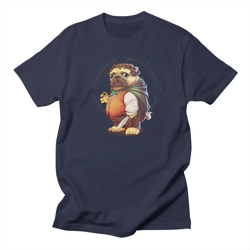 Frodo Puggins Men's T-Shirt by T2U