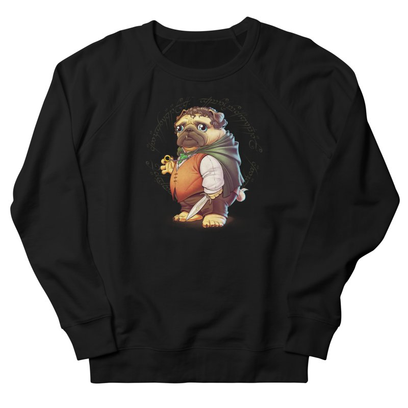 Frodo Puggins Men's Sweatshirt by T2U