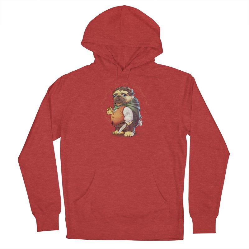 Frodo Puggins Men's Pullover Hoody by T2U