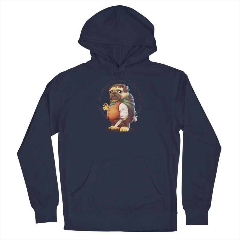 Frodo Puggins Women's Pullover Hoody by T2U