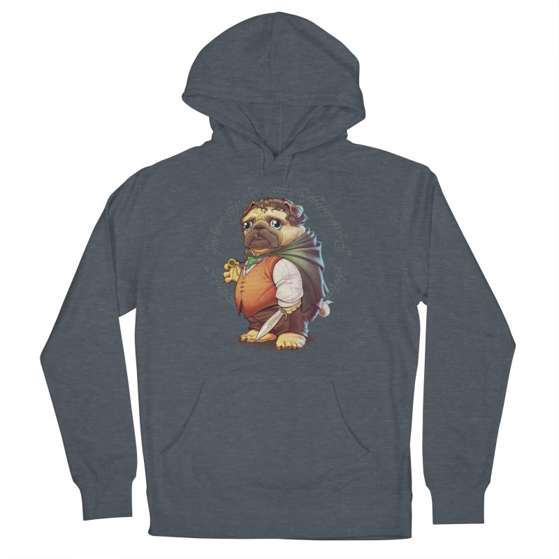 Frodo Puggins Women's Pullover Hoody by Tiago Möller Art Shop