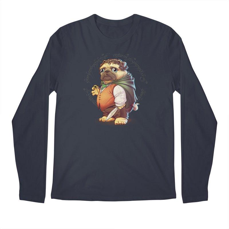 Frodo Puggins Men's Regular Longsleeve T-Shirt by T2U