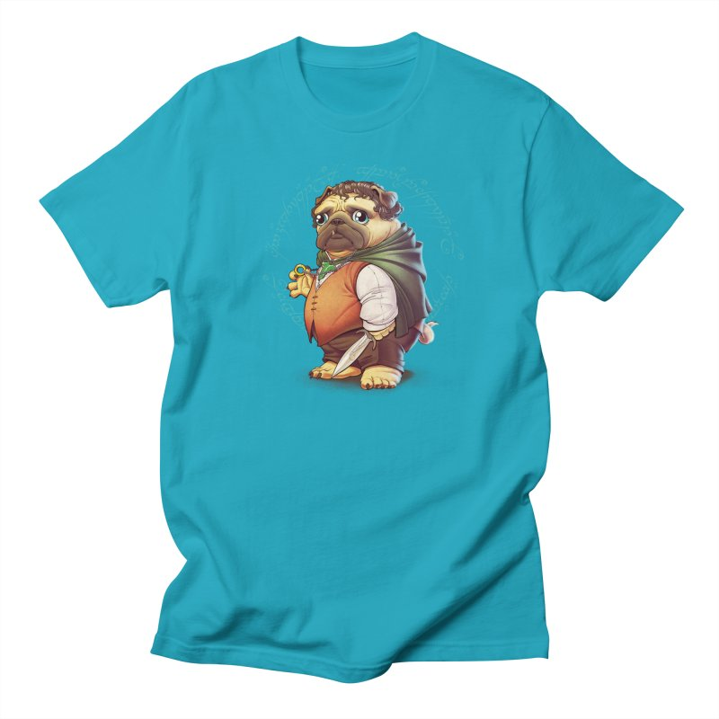 Frodo Puggins Men's T-Shirt by T2U
