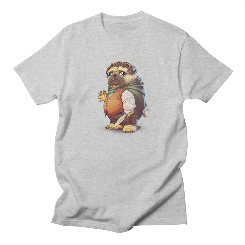 Frodo Puggins Men's Regular T-Shirt by T2U