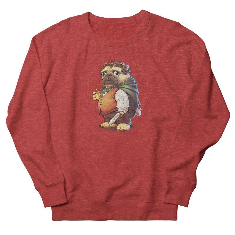 Frodo Puggins Women's French Terry Sweatshirt by T2U