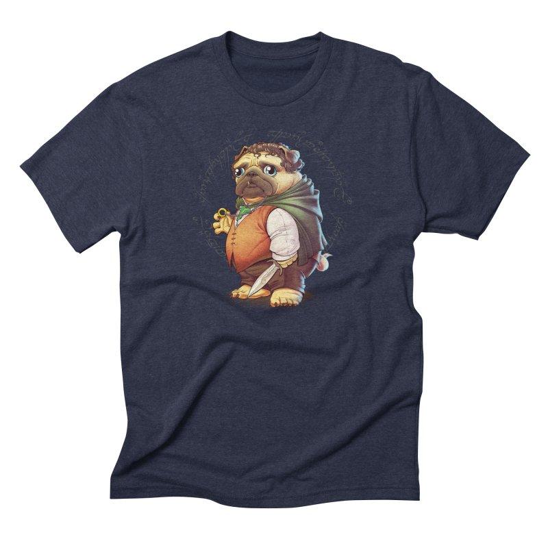 Frodo Puggins Men's Triblend T-Shirt by T2U