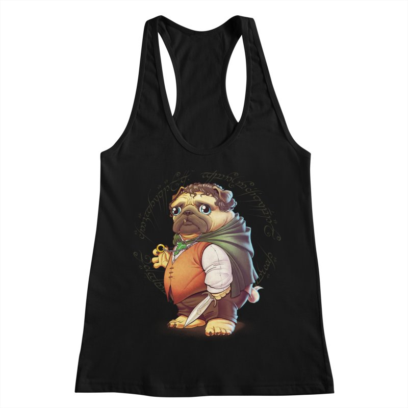Frodo Puggins Women's Tank by T2U