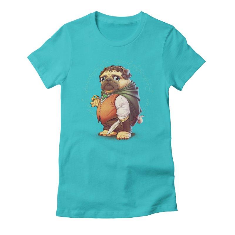 Frodo Puggins Women's T-Shirt by T2U