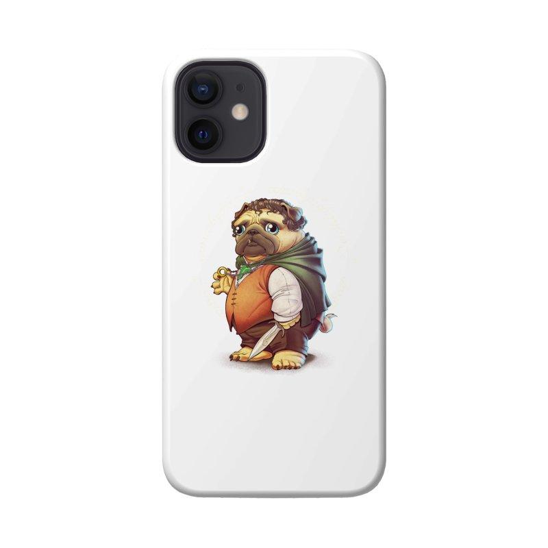 Frodo Puggins Accessories Phone Case by T2U