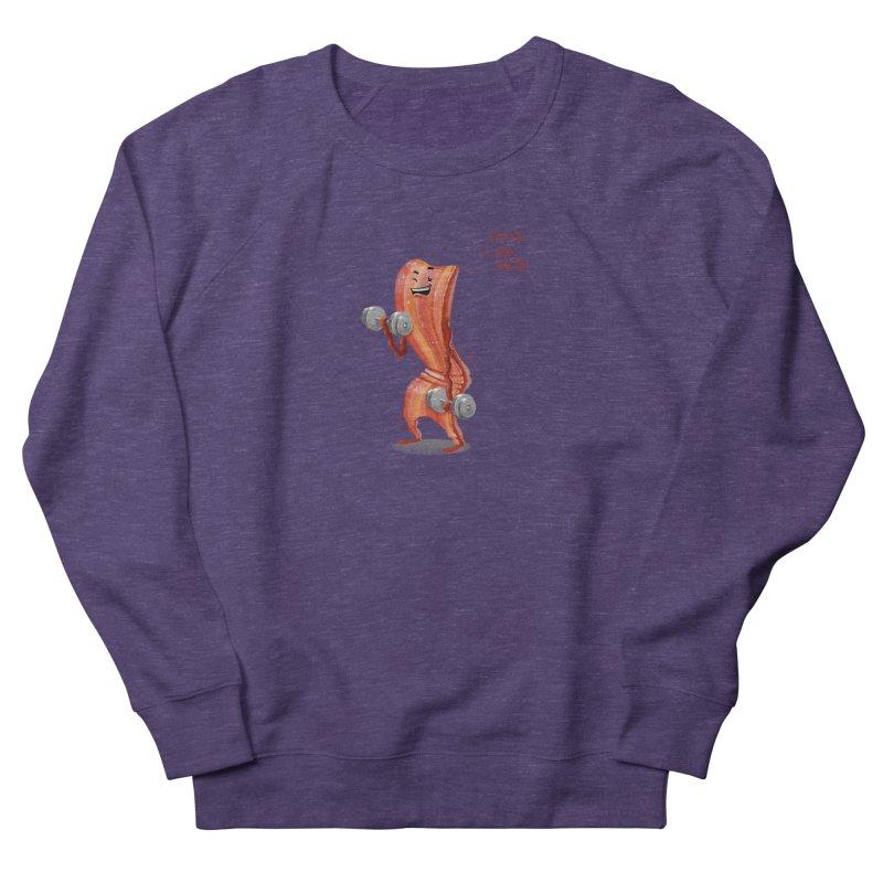 Bacon is Healthy Women's Sweatshirt by T2U
