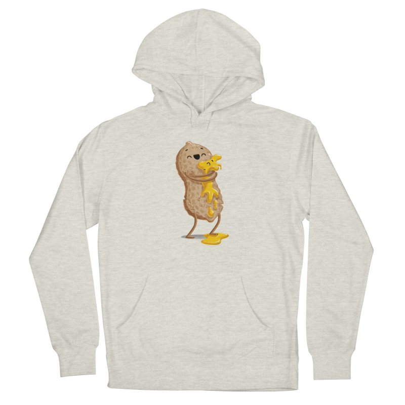 Peanut'n Butter Men's Pullover Hoody by T2U