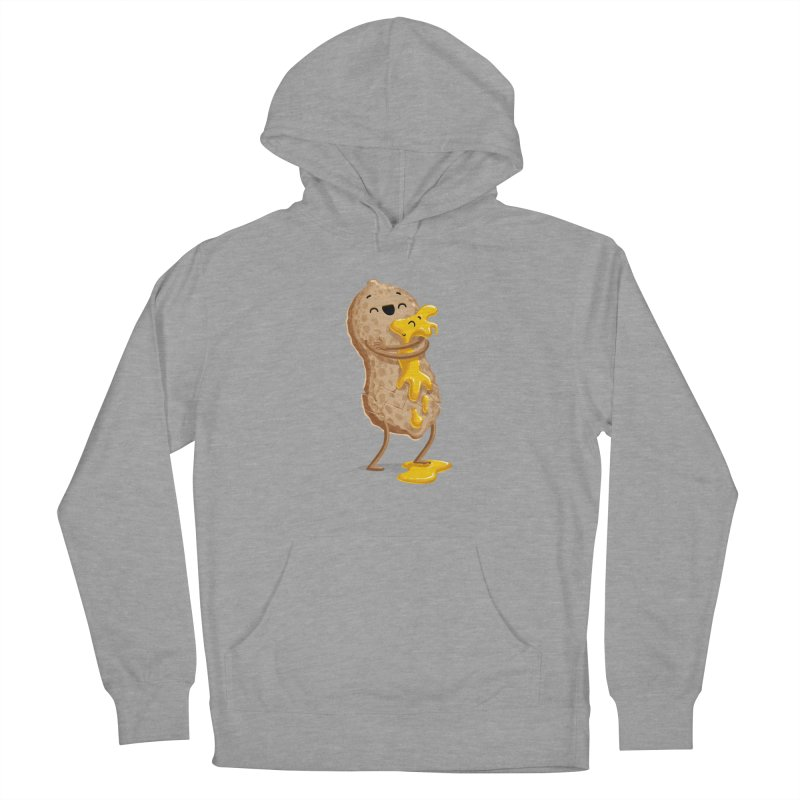 Peanut'n Butter Women's Pullover Hoody by Tiago Möller Art Shop